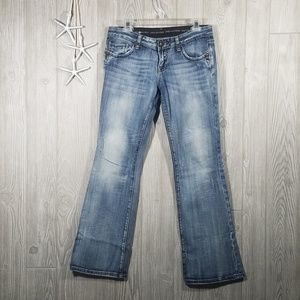 Rerock For Express Jeans Boot Cut 8R